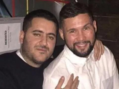 SAS: Who Dares Wins' Tony Bellew sobs as he recalls brother-in-law's balcony death: 'It breaks my heart'