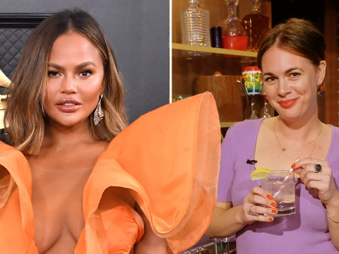 Chrissy Teigen returns to Twitter to respond to another apology from Alison Roman following online row