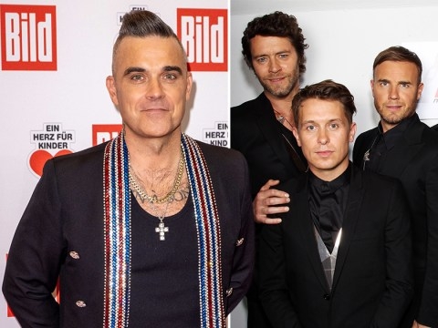 Robbie Williams set to reunite with Take That for virtual charity concert amid coronavirus crisis