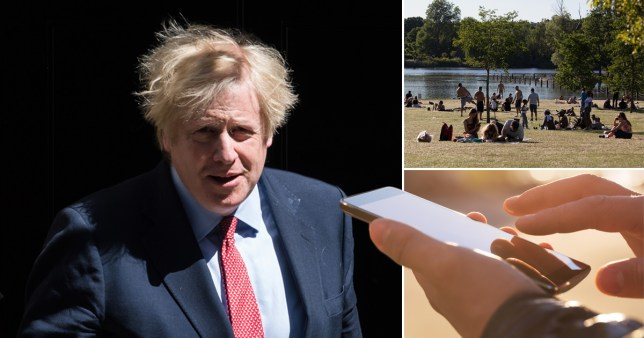 Boris Johnson plans to lift lockdown in 10 days with 'world-beating' track and trace system