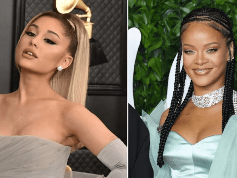 Ariana Grande begs Rihanna to release new album now: 'I want it so bad'
