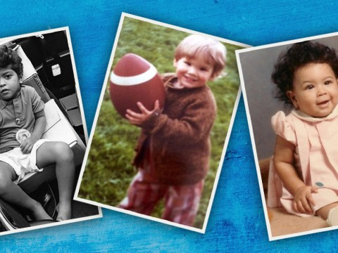 Celebrity Baby Photo Quiz: Can you guess who these chubby-cheeked little angels grew up to be?