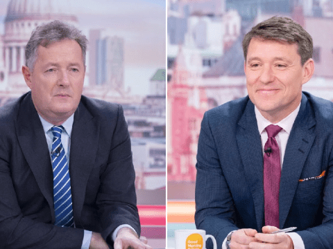 Piers Morgan to be replaced by Ben Shephard on Good Morning Britain as he awaits coronavirus test results
