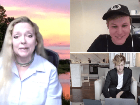 Tiger King's Carole Baskin tricked into giving first interview by YouTube pranksters posing as Jimmy Fallon