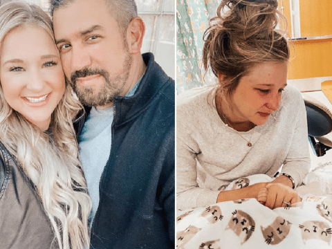 YouTuber Brittani Boden Leach pregnant months after three-month-old son's death