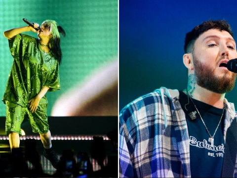 Billie Eilish and James Arthur forced to postpone tours and yes musicians are still having to cancel