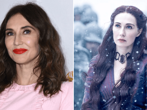 Game Of Thrones' Carice Van Houten defends show's controversial finale after 1.8million sign petition to 'rewrite season 8'