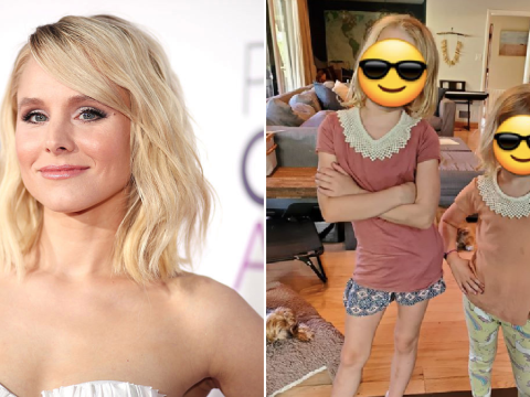 Kristen Bell reveals her 5-year-old daughter is still wearing nappies