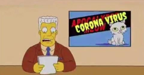 Top Simpsons Predictions That Came True From Coronavirus To Trump S Presidency Metro News