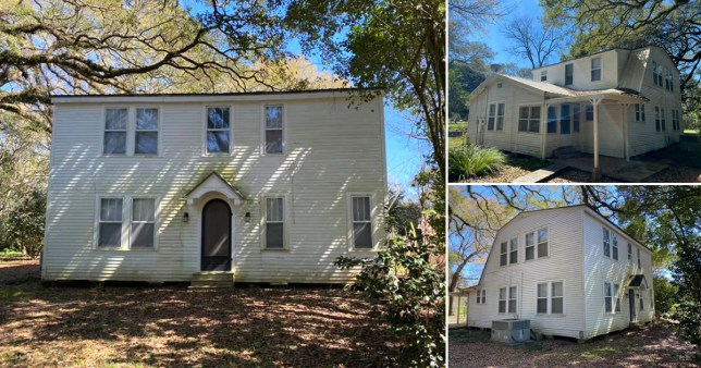 haunted house in Louisiana