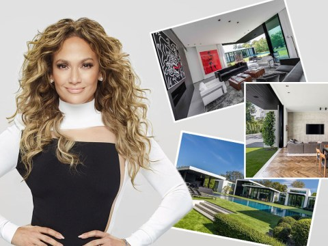 Inside Jennifer Lopez's plush Miami mansion where she's self-isolating with fiance Alex Rodriguez
