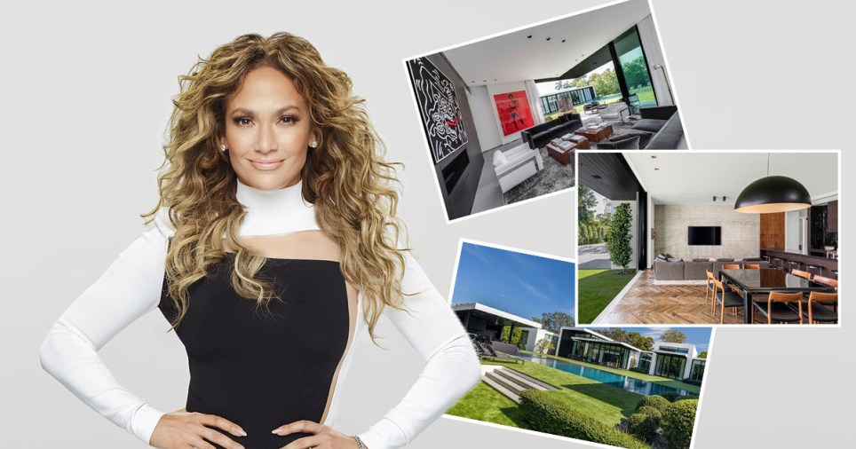 Jennifer Lopez house