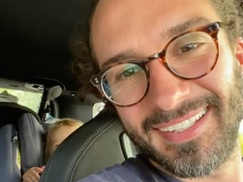 Joe Wicks shares video of daughter Indie learning how to say 'Body Coach' for the first time and it's real cute