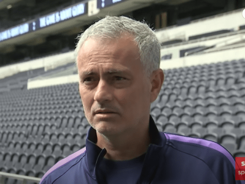 'It is our time to give' – Tottenham manager Jose Mourinho excited about Premier League restart amid coronavirus pandemic