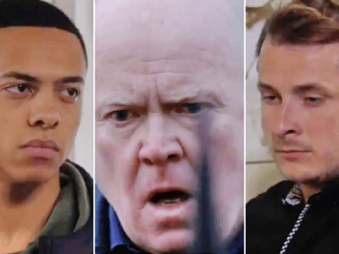 EastEnders spoilers: New trailer reveals shock crime, Ben's operation horror and Lucy drama