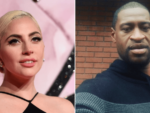 Outraged Lady Gaga brands Trump a 'racist' and a 'fool' as she calls for change following George Floyd's murder in powerful statement