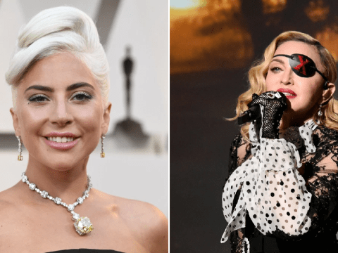 Lady Gaga says her iconic 2019 Oscars Tiffany diamond was taken off her by security after she partied with Madonna