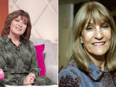 Lorraine Kelly admits heartbreak at not being able to attend Lynn Faulds Wood's funeral due to coronavirus pandemic