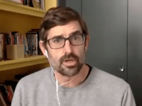Louis Theroux insists we will get Theroux coronavirus pandemic and suddenly everything's okay in the world