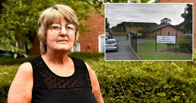 Sue Nicholson lives with an auto-immune disease, lung problems and asthma and as such came under the government's 'clinically extremely vulnerable' category told to self-isolate for 12 weeks to protect herself from catching Covid-19