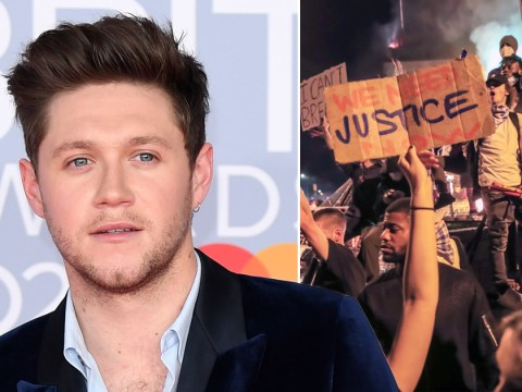 Niall Horan slams Donald Trump's tweet calling protestors 'thugs' after George Floyd death
