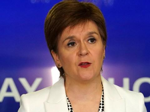 Nicola Sturgeon hits back at claim she is 'enjoying' setting own lockdown rules