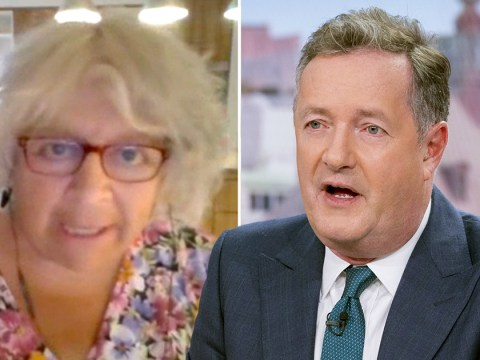 'Shame on you': Piers Morgan brands Miriam Margolyes 'disgusting' for Boris Johnson comments