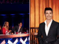 Britain's Got Talent wishes Simon Cowell 'speedy recovery' after breaking back in accident