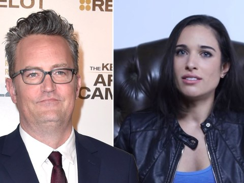 Matthew Perry 'splits from girlfriend Molly Hurwitz' after two-year relationship