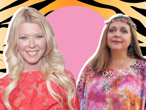 Tiger King movie officially in talks with Tara Reid to play Carole Baskin