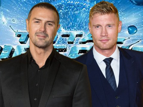 Top Gear's Paddy McGuinness and Freddie Flintoff to replace Richard Hammond as Total Wipeout returns