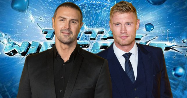 Total Wipeout - Paddy McGuinness and Freddie Flintoff