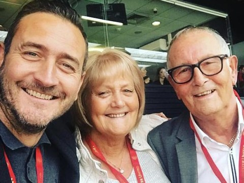 Will Mellor 'couldn't hug his mum' after his dad died because of social distancing