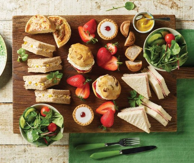 The Morrisons adult picnic platter