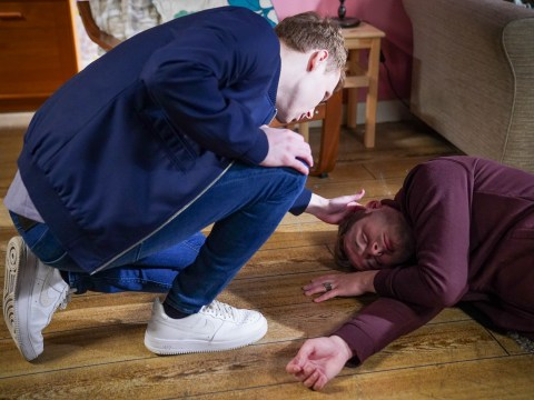 EastEnders spoilers: Ben Mitchell collapses ahead of his operation but will he be okay?