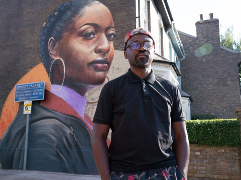 EastEnders unveils Black Lives Matter solidarity in beautiful mural