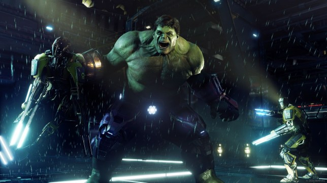 Marvel's Avengers PS5 screenshot