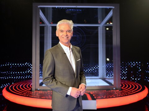Phillip Schofield confirms casting is underway for The Cube reboot