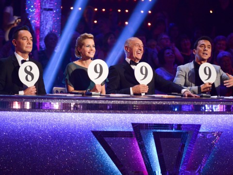 Phillip Schofield and Holly Willoughby quiz Len Goodman on Strictly Come Dancing's future