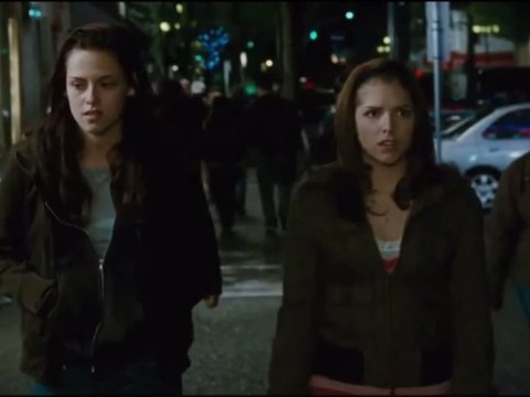 Anna Kendrick compares Twilight filming to a 'hostage situation'