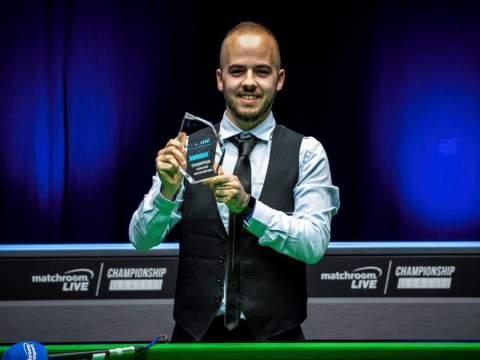 Luca Brecel reveals Ronnie O'Sullivan advice helped resurgence in form