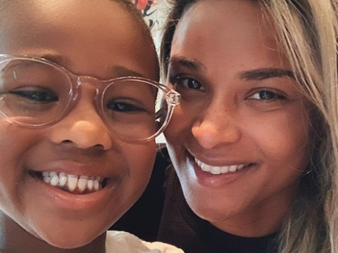 Ciara prays for 'change' in emotional letter to son Future, 6, amid George Floyd protests
