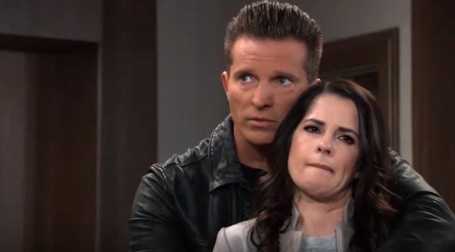 The spotlight is on Jason Morgan and Sam McCall's romance in General Hospital