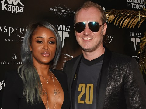 Eve having 'uncomfortable' conversations with white husband Maximillion Cooper about racism