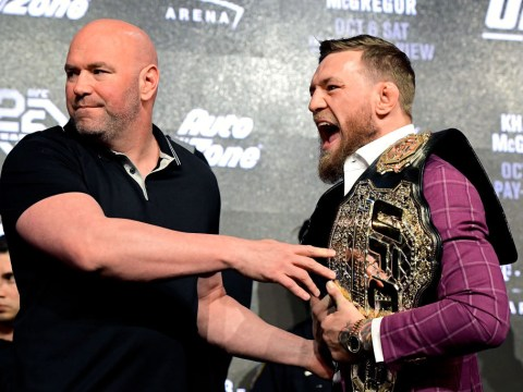 UFC president Dana White hits back at Conor McGregor over Justin Gaethje fight