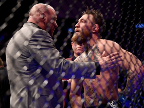 Dana White rages against Conor McGregor fight talk after Justin Gaethje comments