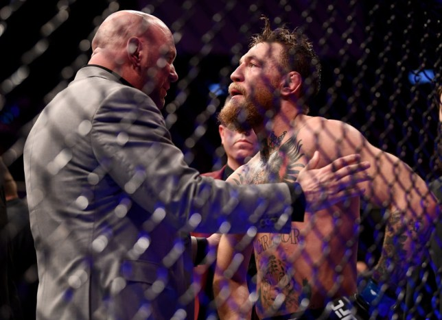 UFC 229 - Khabib v McGregor