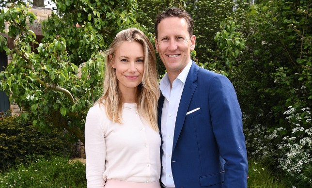 Strictly's Brendan Cole and wife Zoe