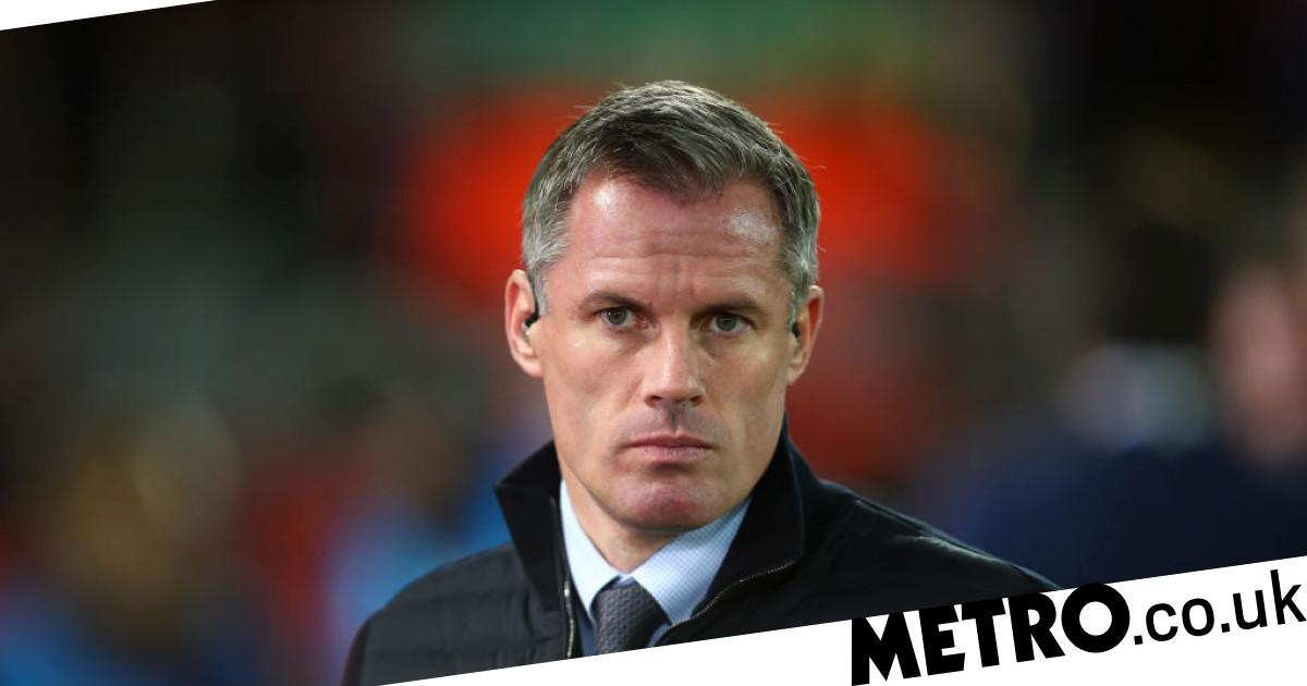 Manchester United news: Jamie Carragher makes worrying David de Gea claim - Metro.co.uk