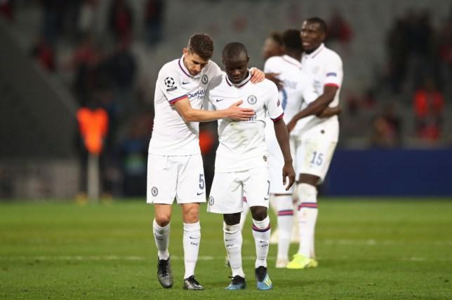 Lille OSC v Chelsea FC: Group H - UEFA Champions League
